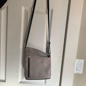 Genuine Leather Italian cross-body purse